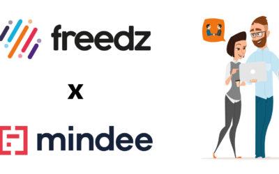 Freedz x Mindee : quand le traitement des factures devient un jeu d'enfant