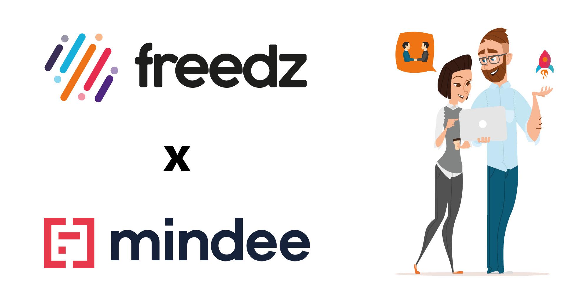 Partenariat Freedz et Mindee