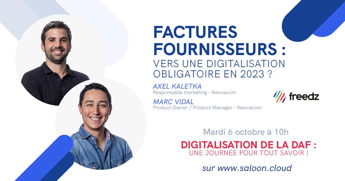 Factures fournisseurs : vers une digitalisation obligatoire d'ici 2023 ?