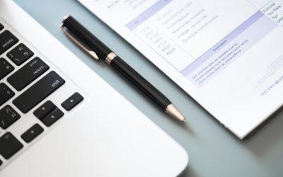 Lecture automatique de documents (LAD) vs Facture électronique