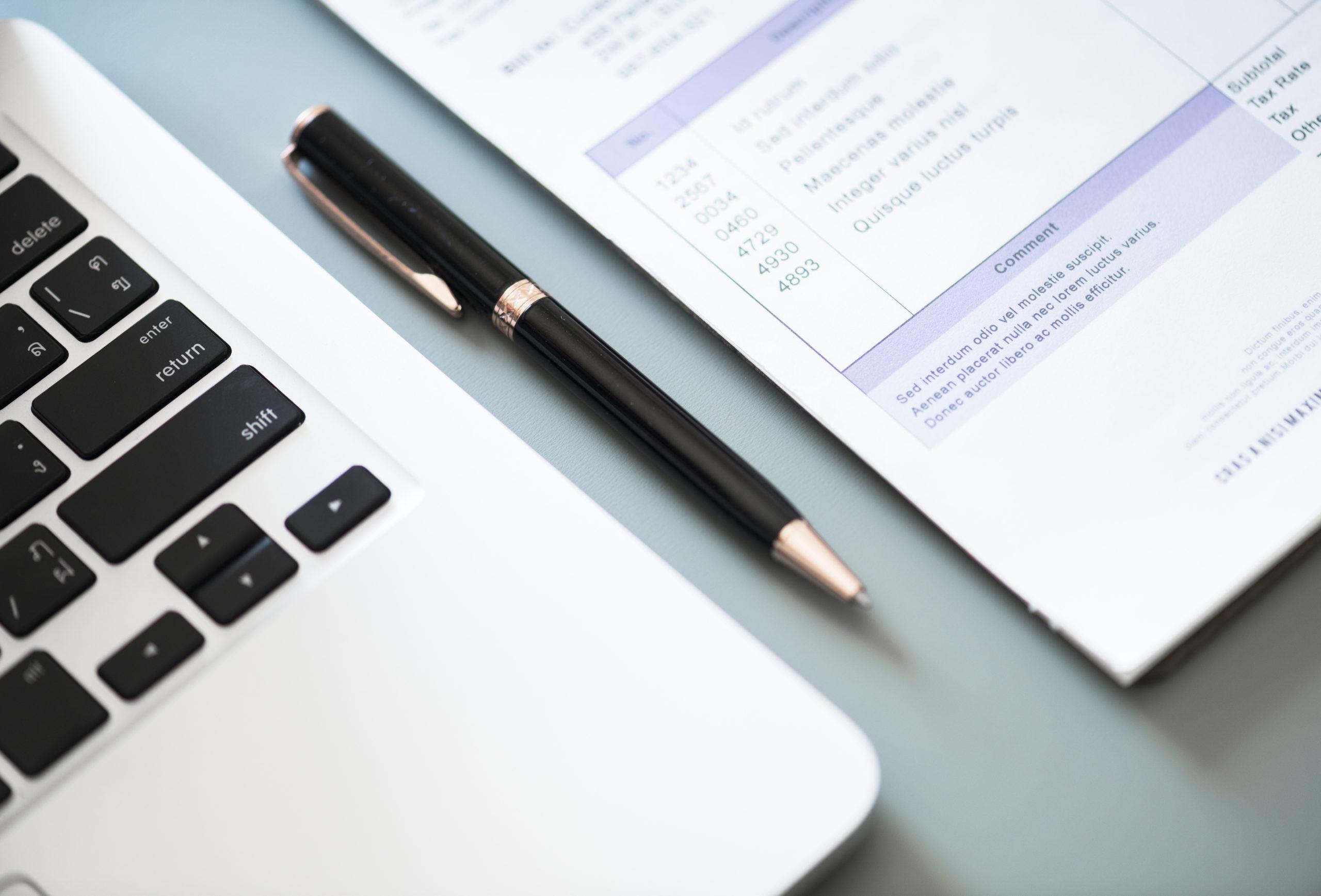 Lecture automatique de documents et facture électronique